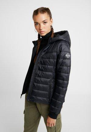 LIGHTWEIGHT PUFFER - Winter jacket - black