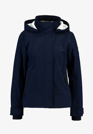 ALL WEATHER JACKET - Jas - navy solid