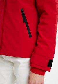 Hollister Co. - ALL WEATHER  - Lehká bunda - red - 5