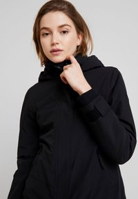 Hollister Co. - ALL WEATHER  - Jas - black solid - 3