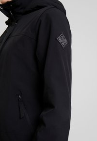 Hollister Co. - ALL WEATHER  - Jas - black solid - 5