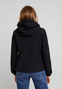 Hollister Co. - ALL WEATHER  - Jas - black solid - 2