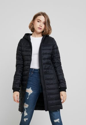 LIGHTWEIGHT PUFFER  - Mantel - black