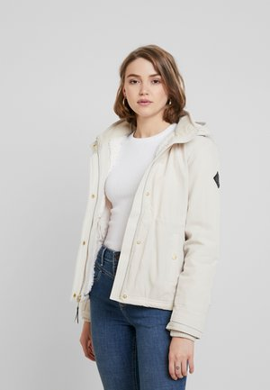 LUXE ALL WEATHER JACKET - Light jacket - stone