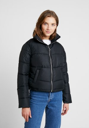 FASHION PUFFER JACKET - Lett jakke - black