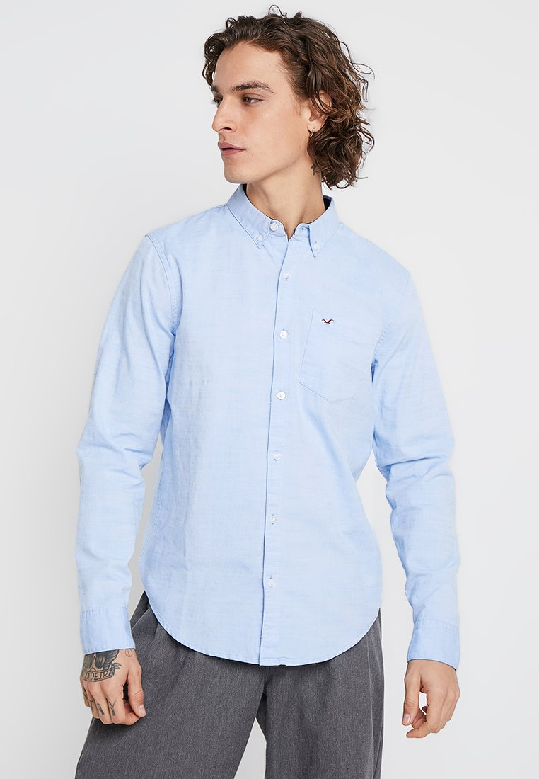 Hollister Co. - Košile - light blue