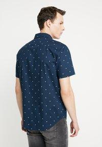 Hollister Co. - SLIM POP - Košile - med blue - 2