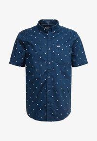Hollister Co. - SLIM POP - Košile - med blue - 4