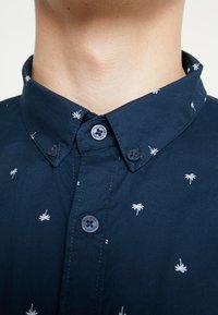 Hollister Co. - SLIM POP - Košile - med blue - 5