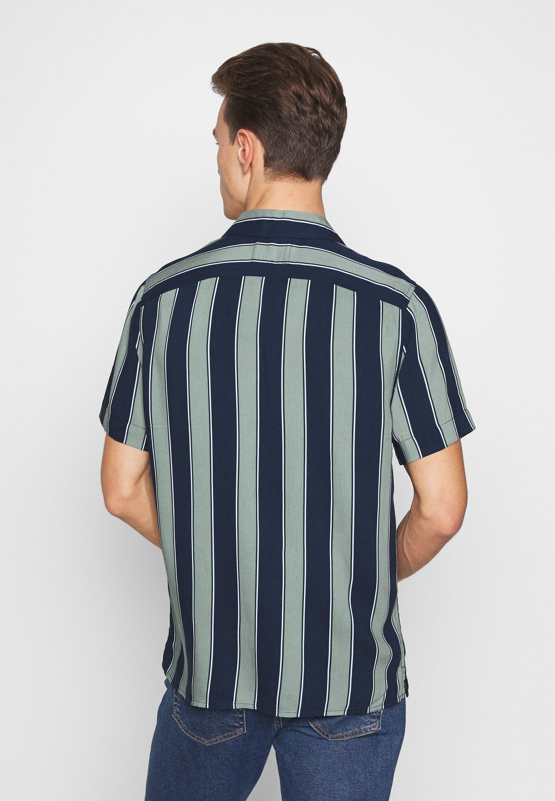 Hollister Co. Camicia - Dark Blue I8PVU
