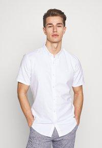 Hollister Co. - SOLID - Skjorta -  white - 0