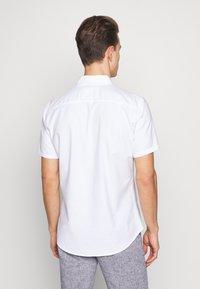 Hollister Co. - SOLID - Skjorta -  white - 2