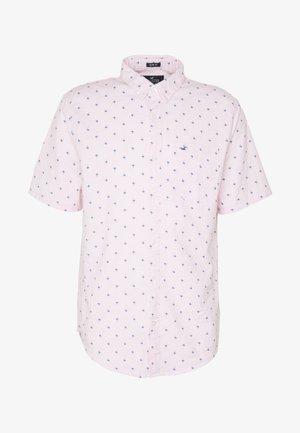 SLIM FIT - Camicia - pink geo