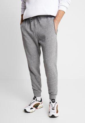 STATEMENT - Teplákové kalhoty - med grey
