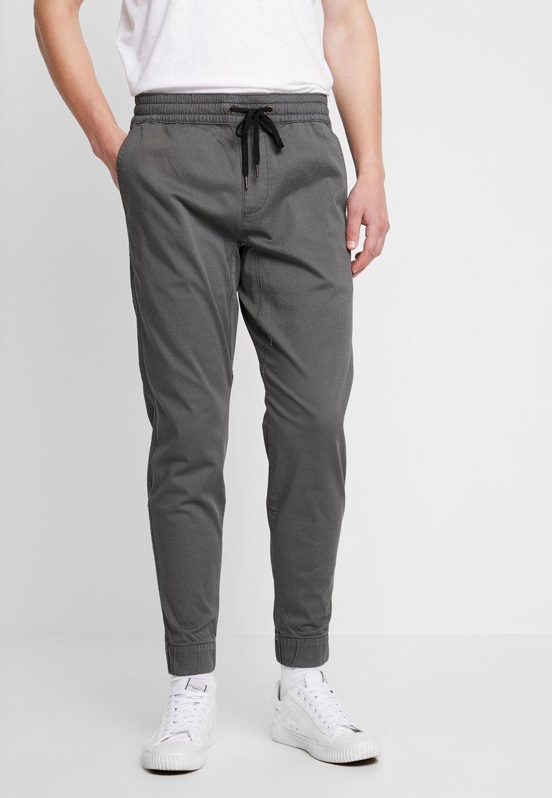 Hollister Co. - Pantalones - grey