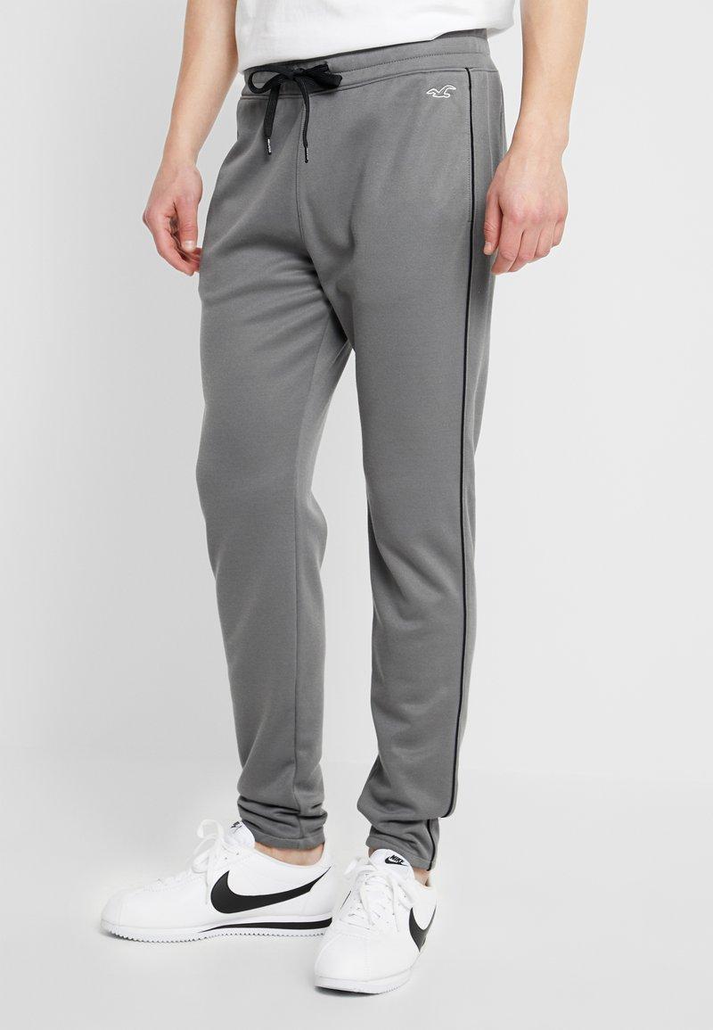 Hollister Co. - SUMMER TRACK PANT  - Tracksuit bottoms - grey