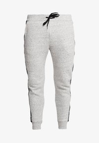 Hollister Co. - TAPE JOGGER  - Pantalon de survêtement - grey - 3