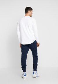 Hollister Co. - CORE  - Teplákové kalhoty - navy - 2