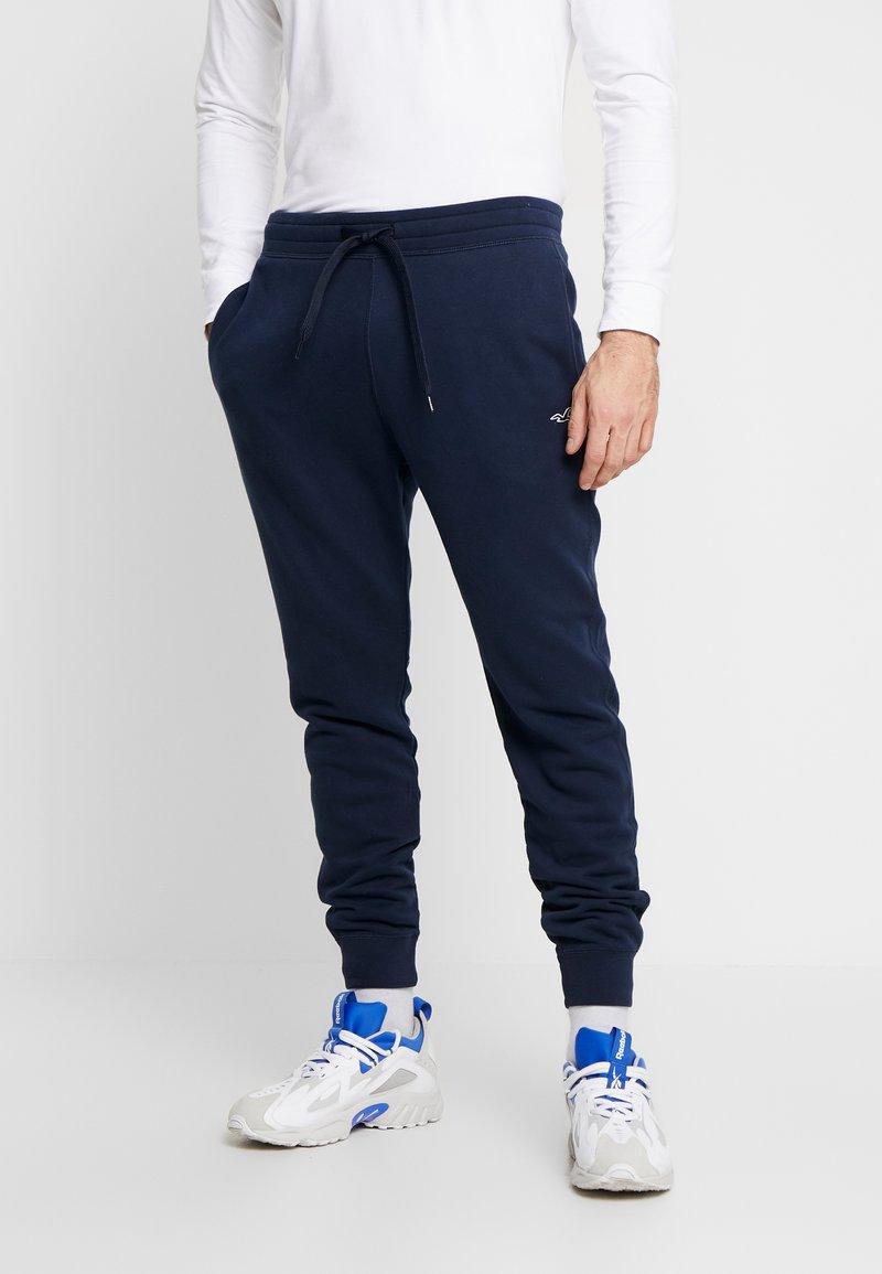Hollister Co. - CORE  - Teplákové kalhoty - navy