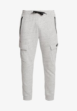 JOGGER - Pantalon cargo - light grey