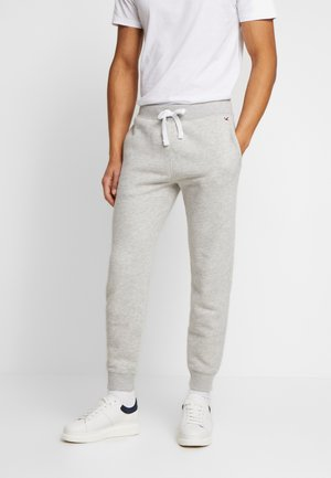 JOGGER - Tracksuit bottoms - light heather grey