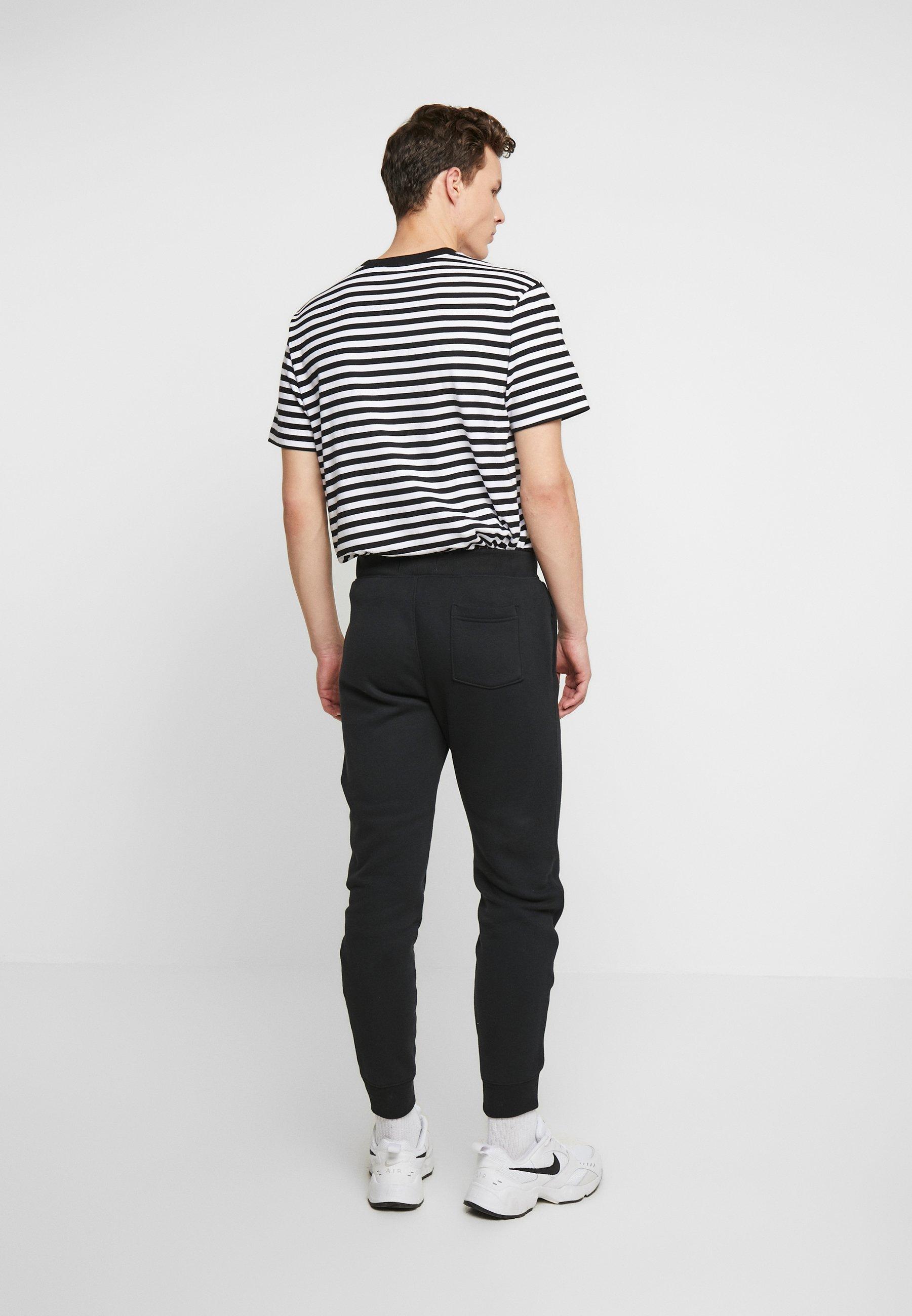 Hollister Co. JOGGER - Pantaloni sportivi - black