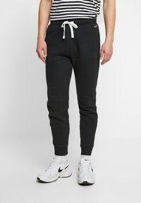 Hollister Co. - JOGGER - Pantalon de survêtement - black - 0