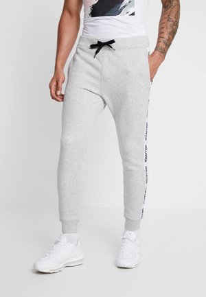 TAPE - Pantalon de survêtement - grey
