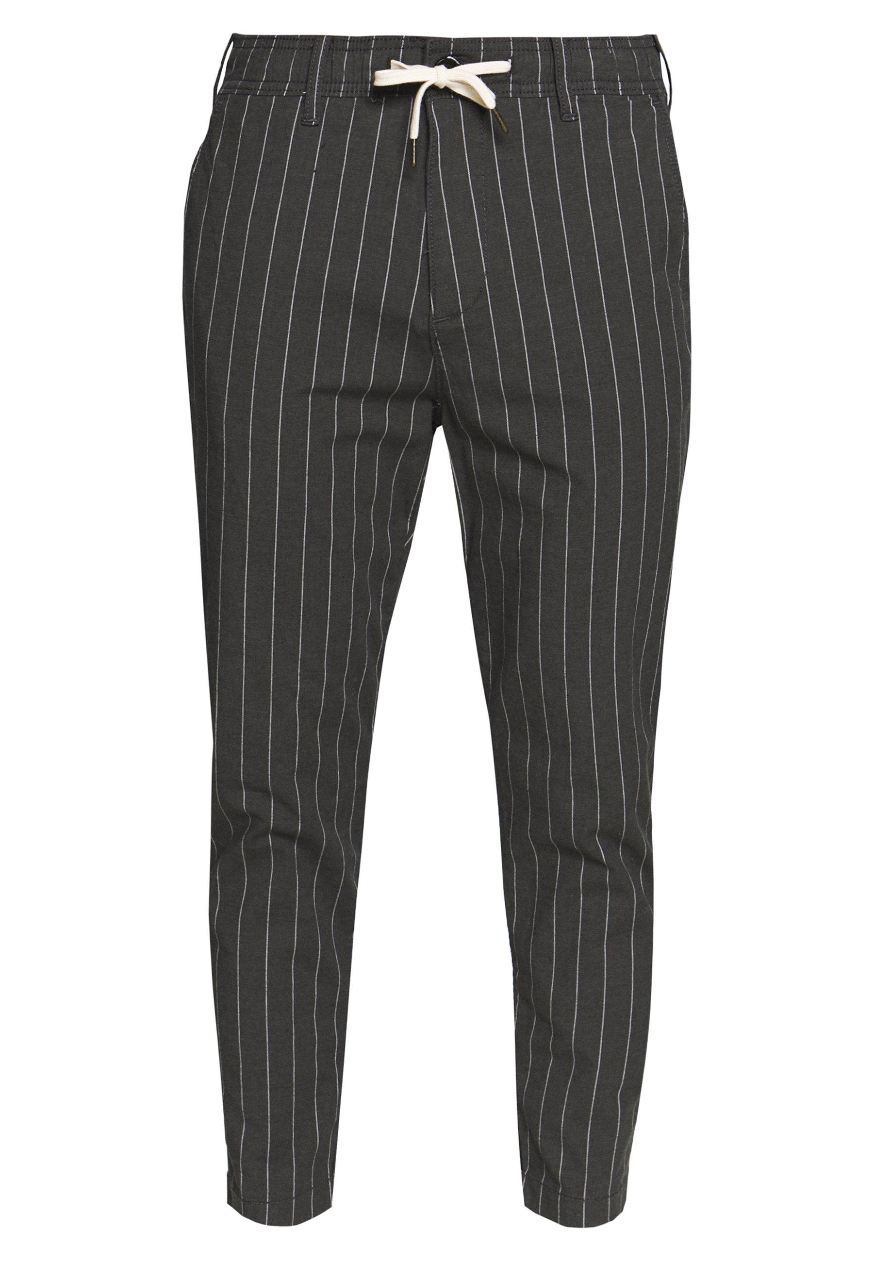 Hollister Co. Utility - Pantaloni Cargo Grey lQo5O