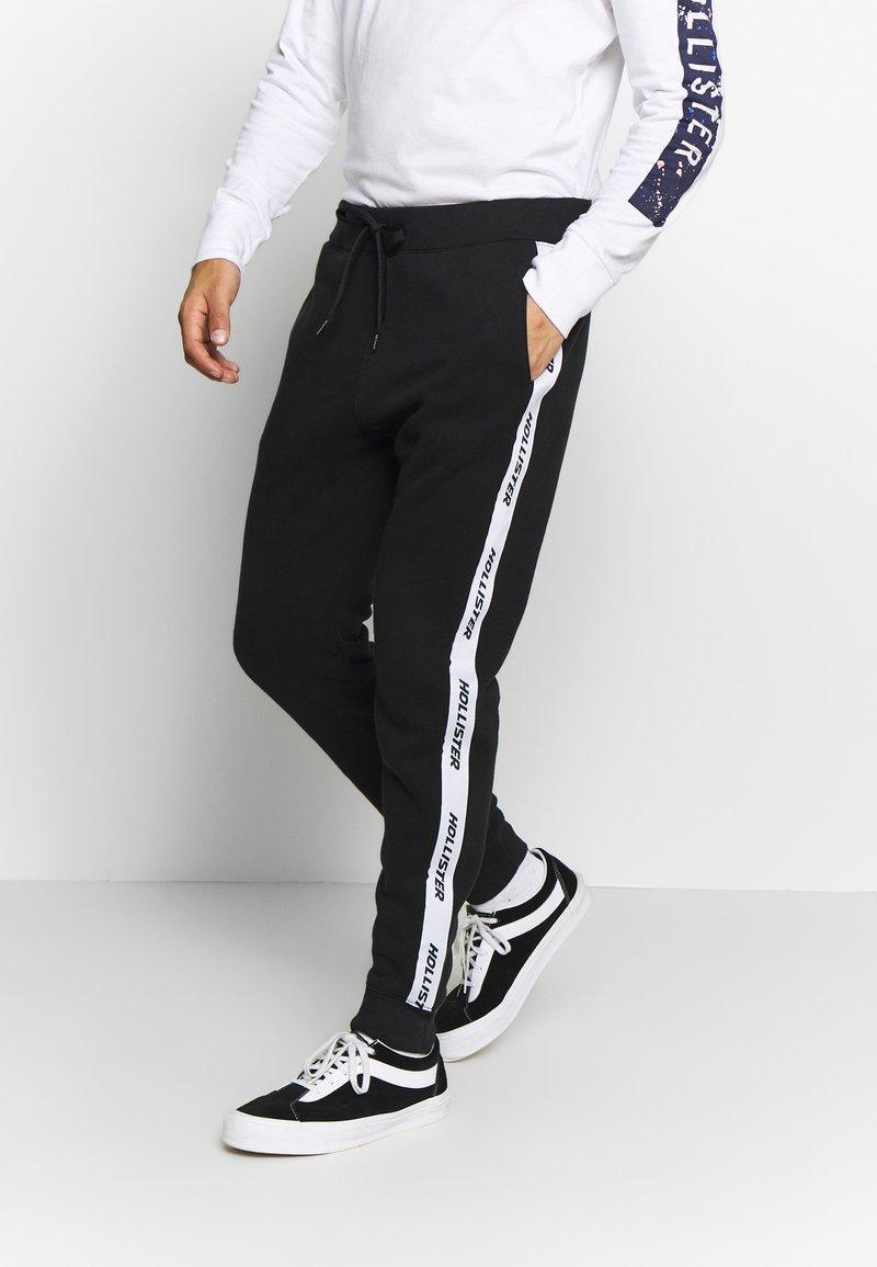 Hollister Co. - Pantalon de survêtement - black