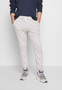 Hollister Co. - Tracksuit bottoms - grey - 0