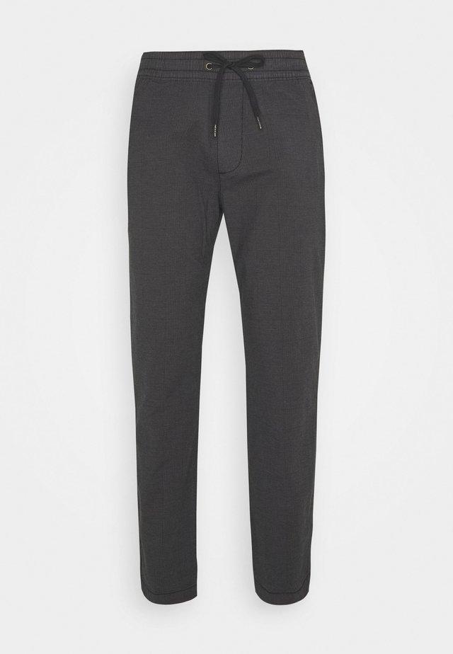 CROP TREVOR  - Pantalones - grey