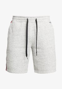 Hollister Co. - LOGO SHORT - Pantalon de survêtement - grey - 4