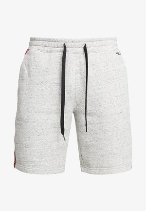LOGO SHORT - Pantalon de survêtement - grey