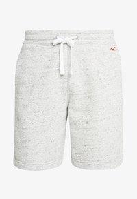 Hollister Co. - FIT - Tracksuit bottoms - grey - 4