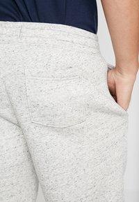 Hollister Co. - FIT - Tracksuit bottoms - grey - 3