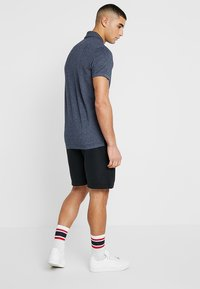 Hollister Co. - FIT - Spodnie treningowe - black - 2