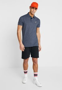 Hollister Co. - FIT - Spodnie treningowe - black - 1