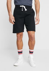 Hollister Co. - FIT - Spodnie treningowe - black - 0