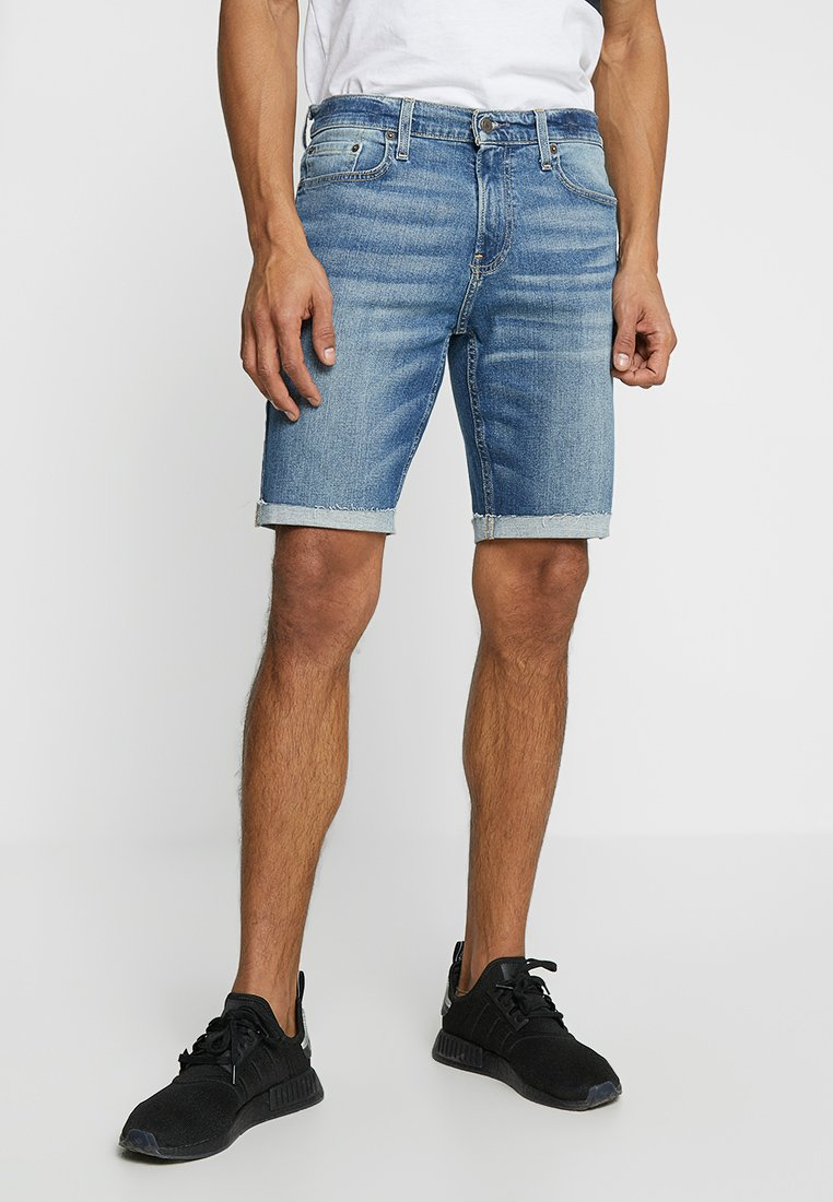 Hollister Co. - Jeans Shorts - medium wash