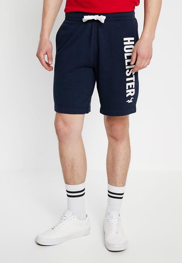 Hollister Co. - LOGO - Shorts - navy