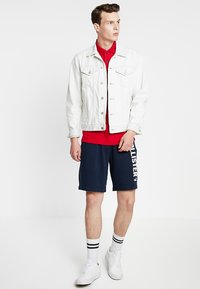 Hollister Co. - LOGO - Shorts - navy - 1