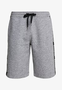 Hollister Co. - TAPED - Tracksuit bottoms - grey - 5