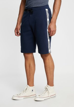 TAPED - Pantalones deportivos - navy