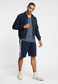 Hollister Co. - TAPED - Joggebukse - navy - 1