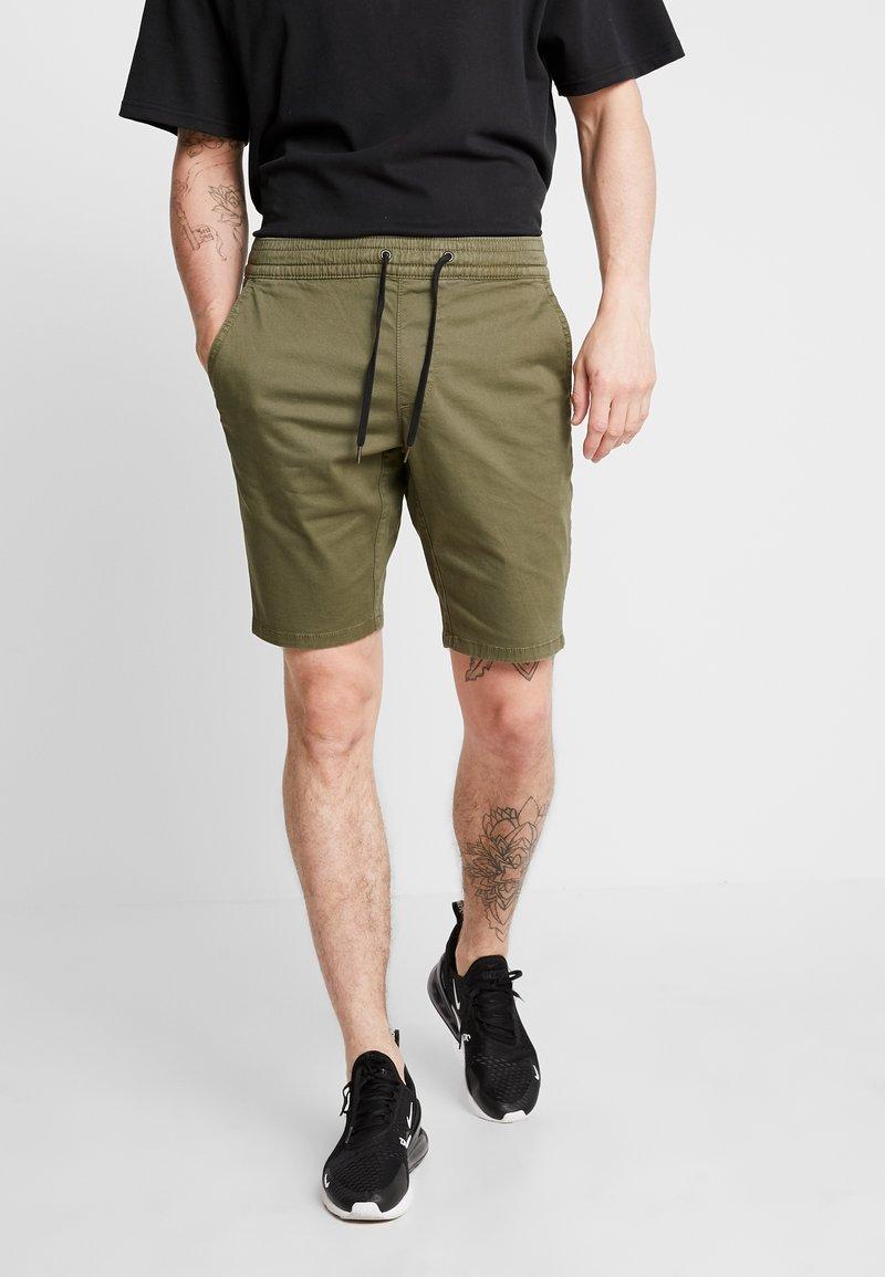 Hollister Co. - JOGGER  - Shorts - olive