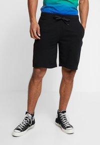 Hollister Co. - PRIDE PREP  - Teplákové kalhoty - black - 0