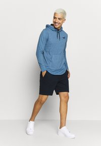 Hollister Co. - Shorts - navy - 1