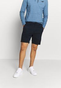 Hollister Co. - Shorts - navy - 0