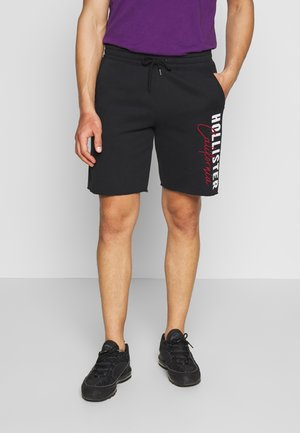 ICONIC LOGO - Trainingsbroek - black